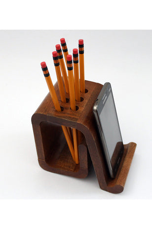 Maze Pen and Phone Holder