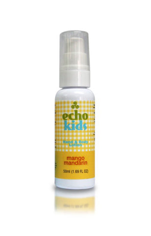 ECHOKids Hand & Body Lotion 50ml - Mango Mandarin