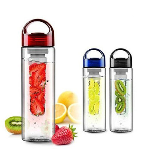 24 oz Fruit Infused Water Bottle