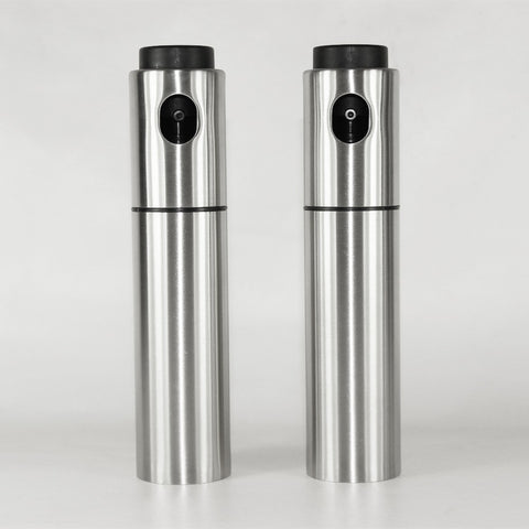 Oil Spraying Bottle In Premium Stainless Steel