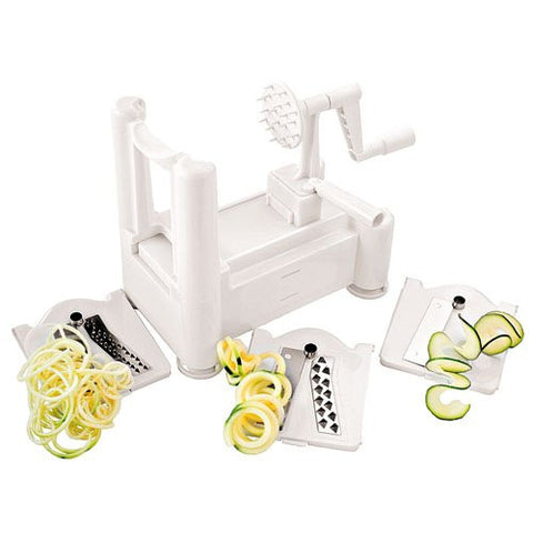 3 in 1 Vegetable Slicer, The Best Veggie Slicer and Spiralizer on the Market!