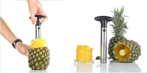 Handy Stainless Steel Pineapple Peeler