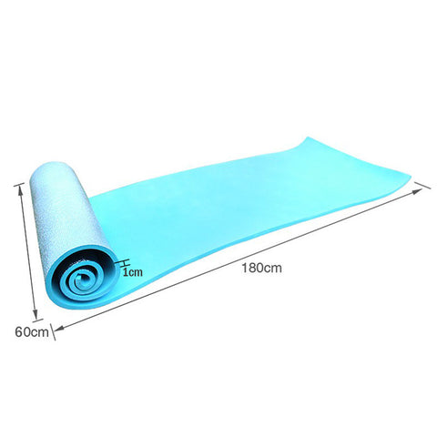 Waterproof And Lightweight Yoga And Fitness Mat