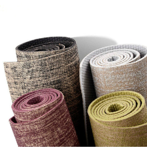 Organic Natural Yoga Mat