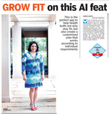 Grow Fit Coverage: Deccan Chronicle