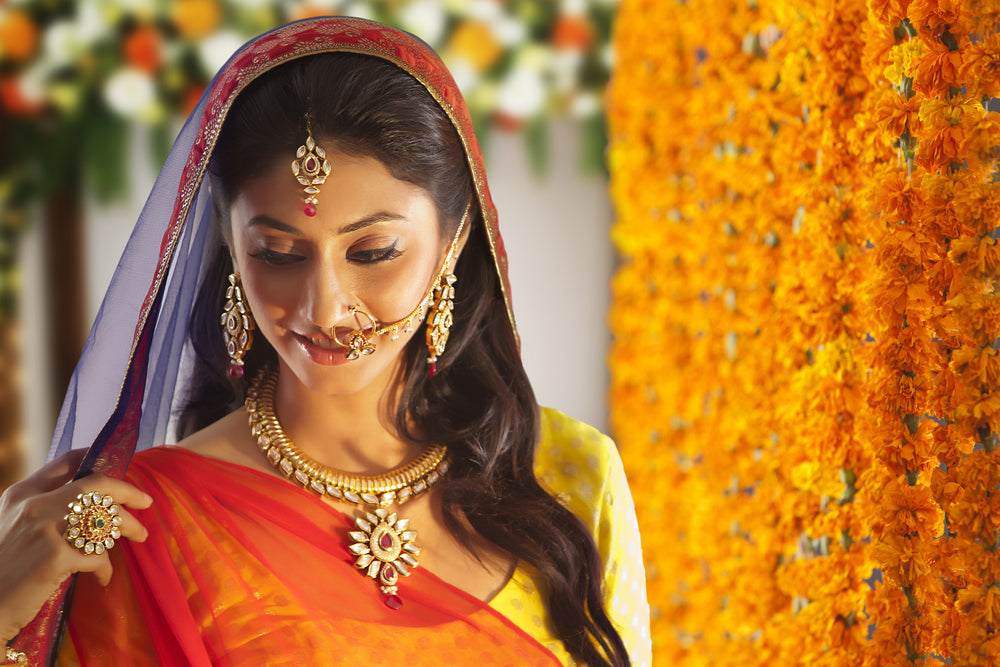 10 Natural Foods That Can Give You A Glowing Skin On Wedding Day