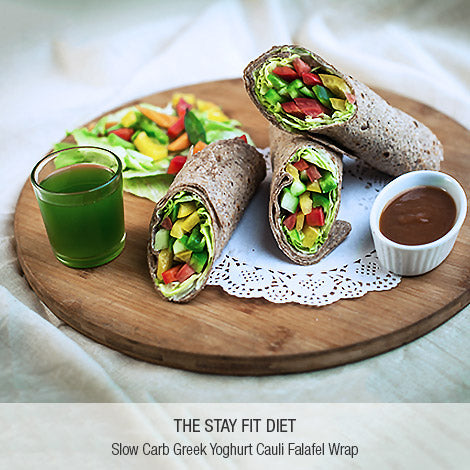 The Stay Fit Diet