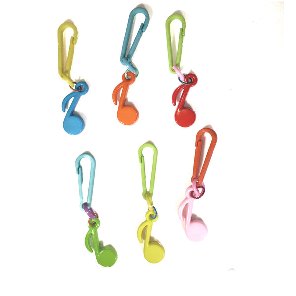Musical Note Charms