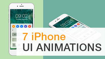 iPhone IOS UI Animation