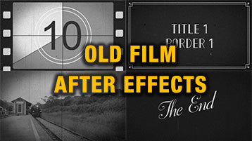 Film Grain After Effects