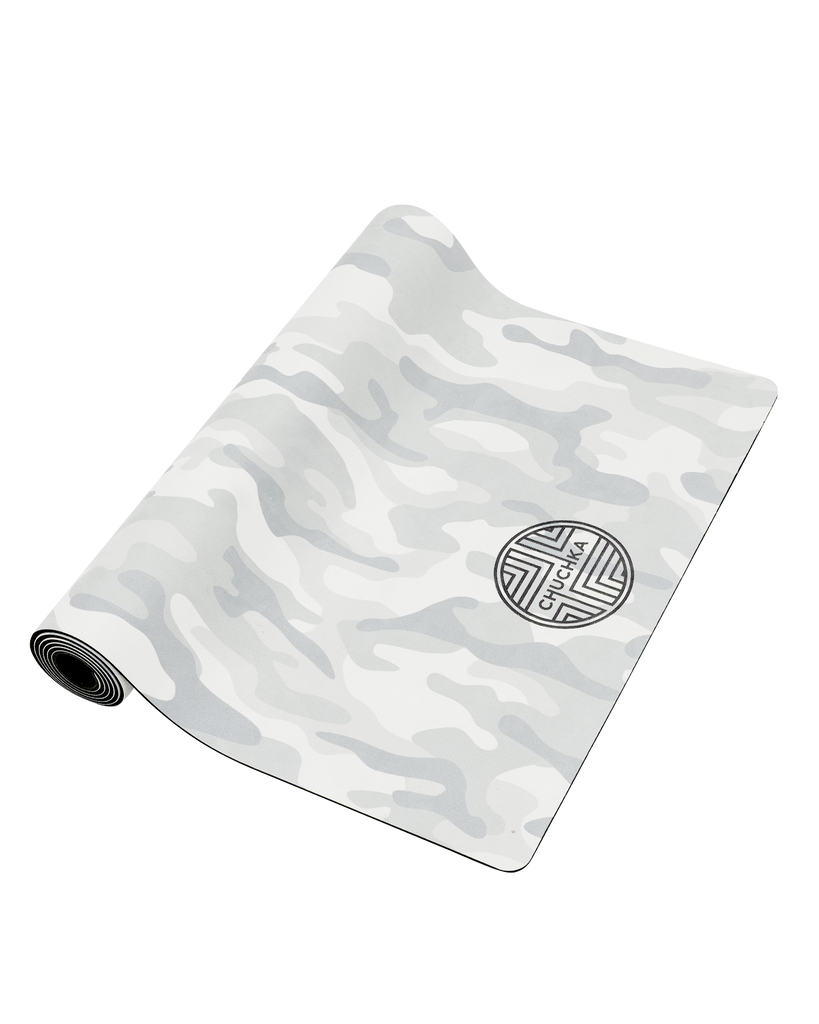 Camo Grey Yoga Mat