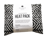 Feathers | Wheat Heat Pack