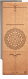 Natural Cork Alignment | 2.5mm Thin Yoga Mat