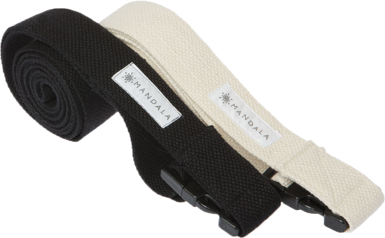 Natural Cotton | Buckle Stretching Strap