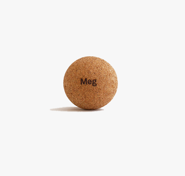 Cork Massage Ball