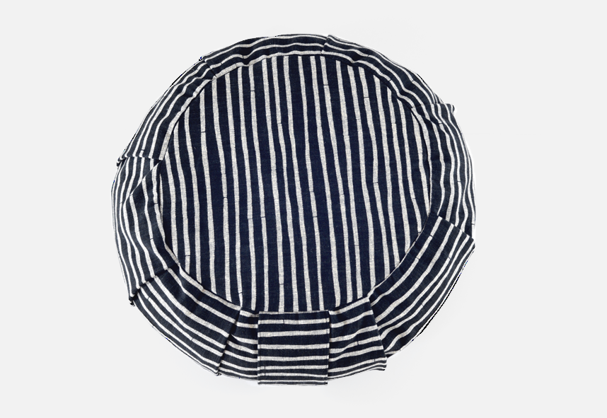 Cotton Mini Roundie | Meditation Cushion