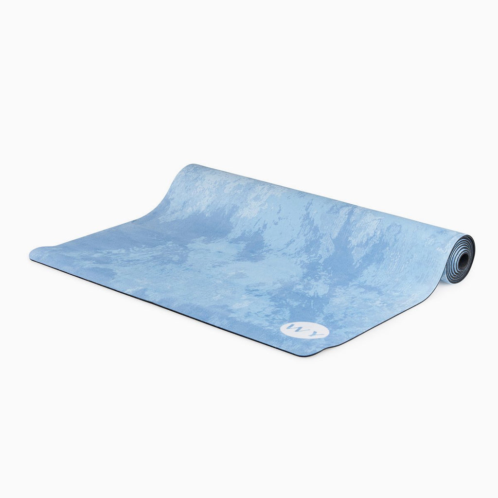Moonstone Blue Yoga Mat