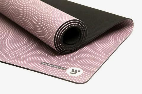 Moroccan Fan | X-Grip Yoga Mat