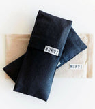 Organic Hemp + Cotton | Removable Cover Eye Pillow