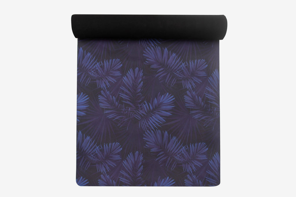Midnight Magnolia Yoga Mat