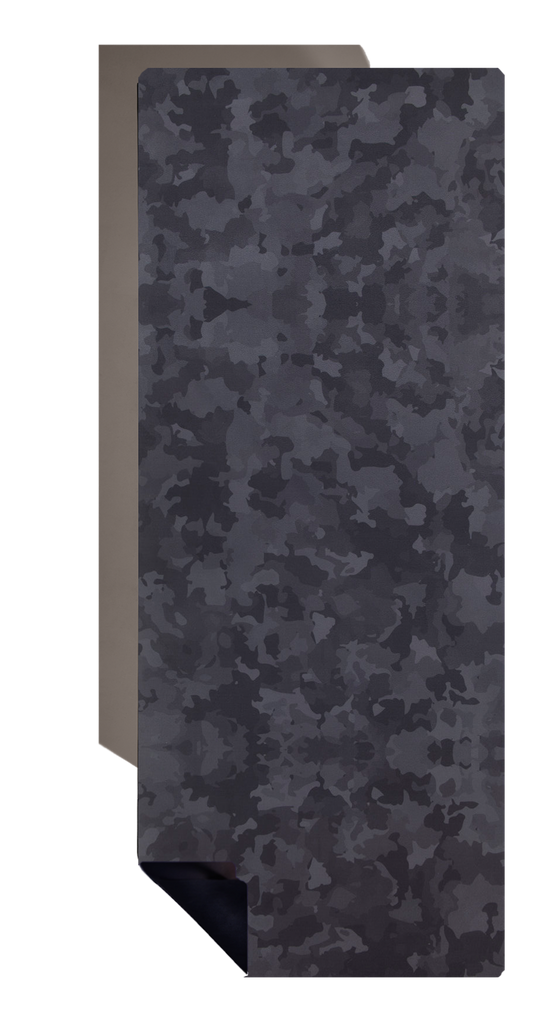 The XL 'Camo' Yoga Mat