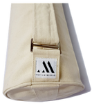 Large Natural Cotton Yoga Mat Bag