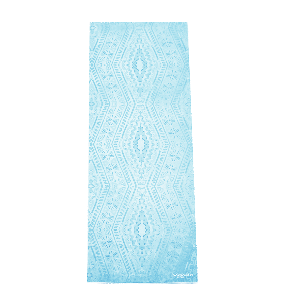 Recycled Plastic Yoga Towel