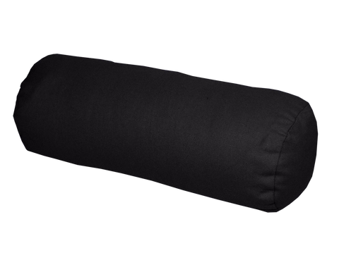 Navy Cotton Yoga Mat Bag