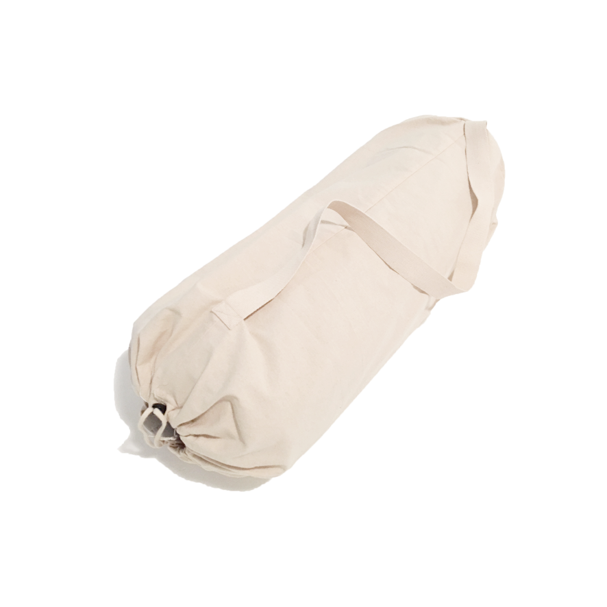 Yoga will change the world... | Yoga Bolster Carry Bag