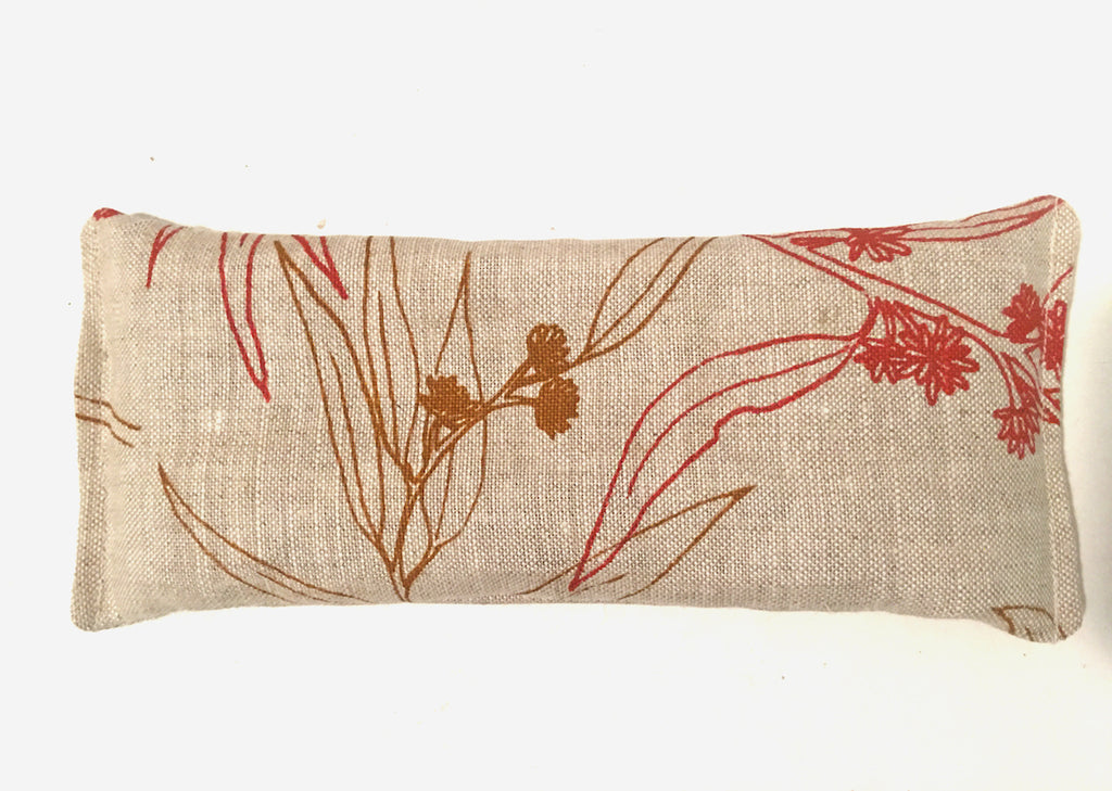 Eucalyptus | Organic Linen Eye Pillow