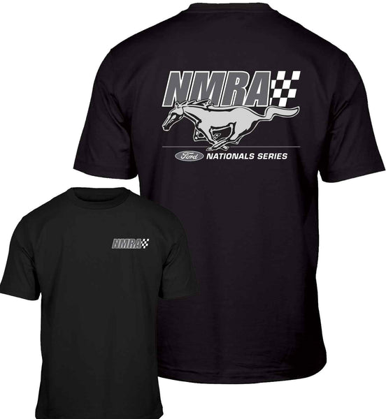 NMRA Grey Logo Shirt