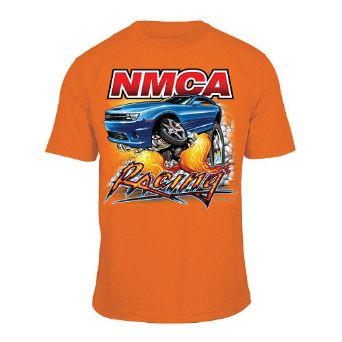 NMCA Racing Kids Cartoon Camaro