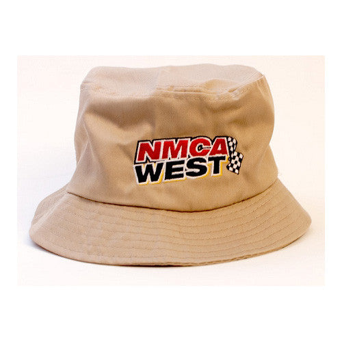 NMCA WEST Khaki Bucket Hat