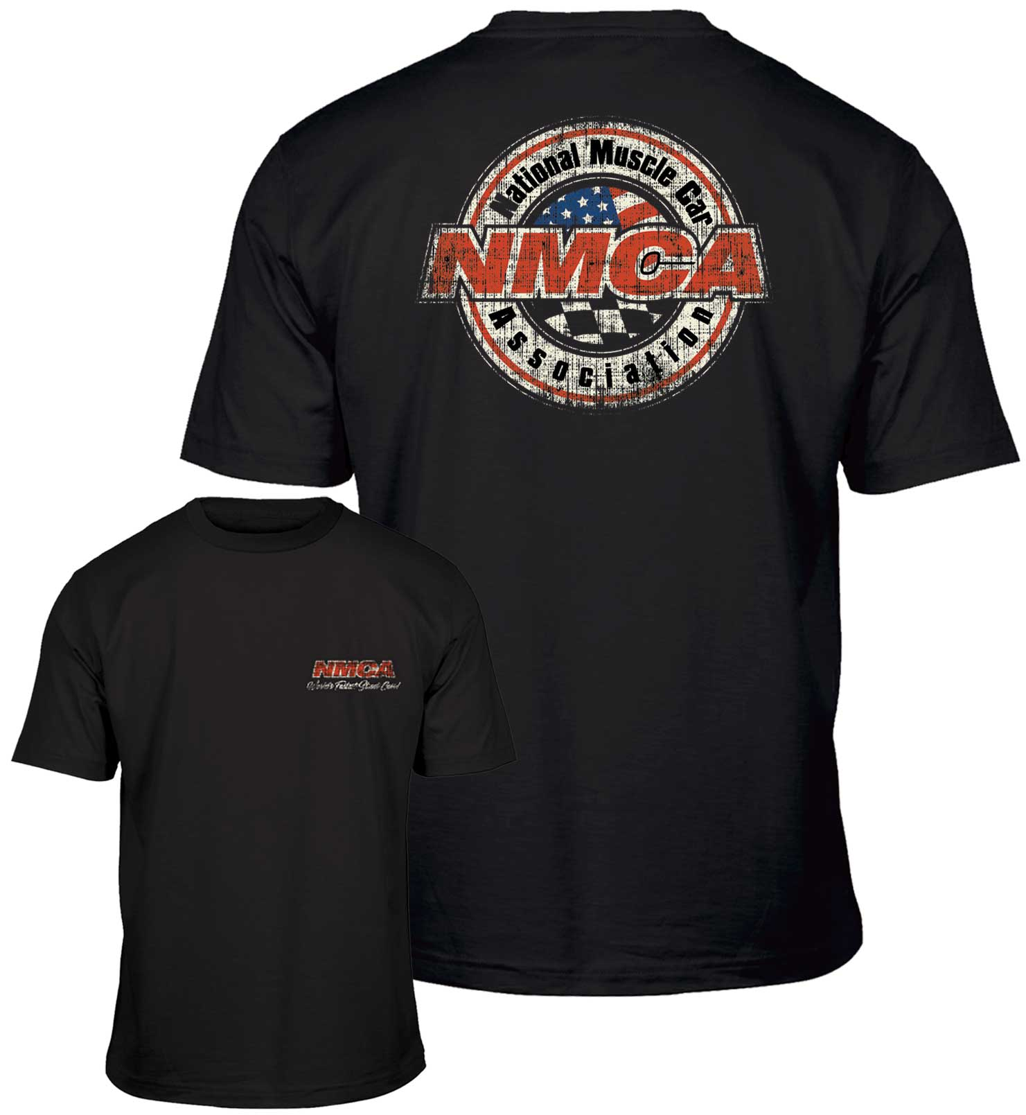 NMCA Old School Logo Shirt