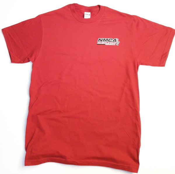 NMCA - Red Logo Shirt
