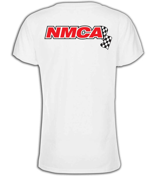 NMCA Oval Logo Women's V-neck