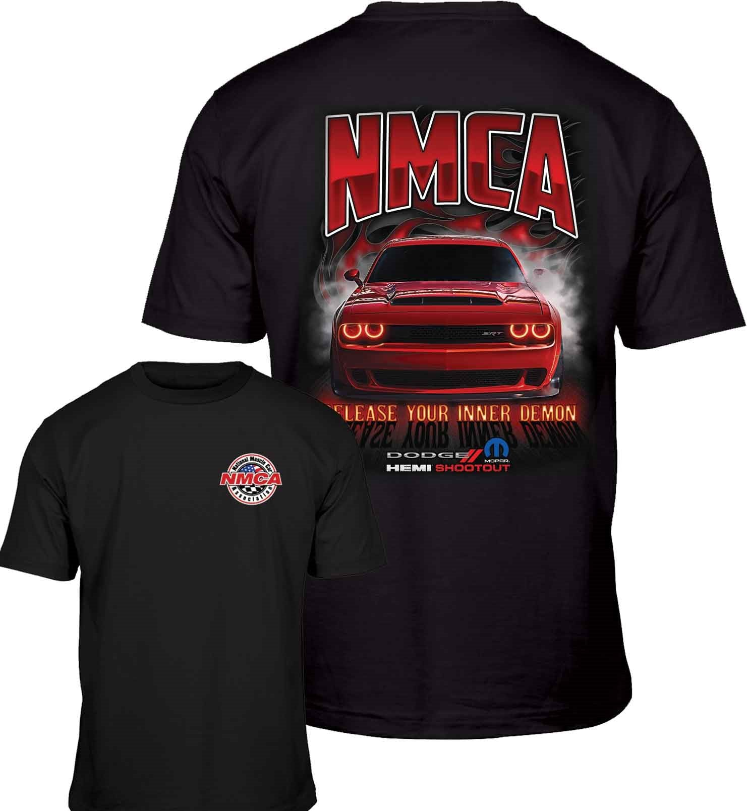 NMCA Release Your Inner Demon Shirt