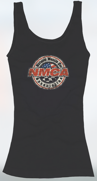 "NMCA ""Old School"" Logo Womens Tank"