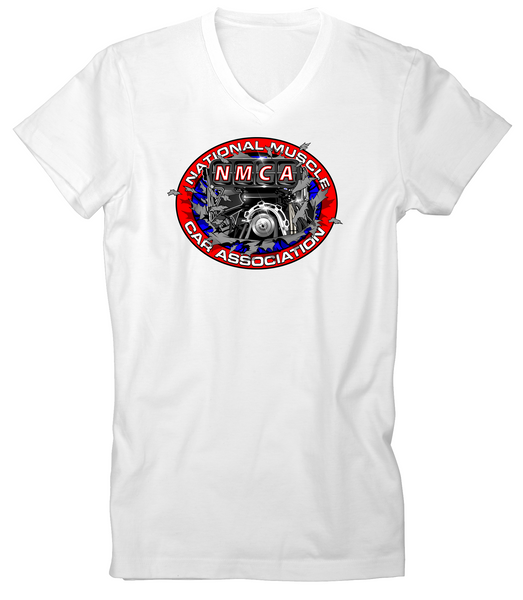 NMCA Blower Women's V-neck