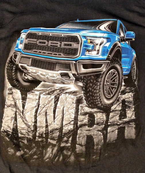 Raptor - Built Ford Tough!