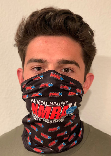 NMRA / NMCA Logo <br>Neck Gaiter Multi-Function Face Covering