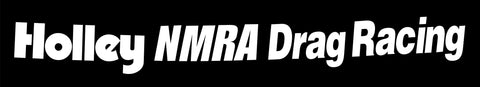 NMRA Windshield Banner