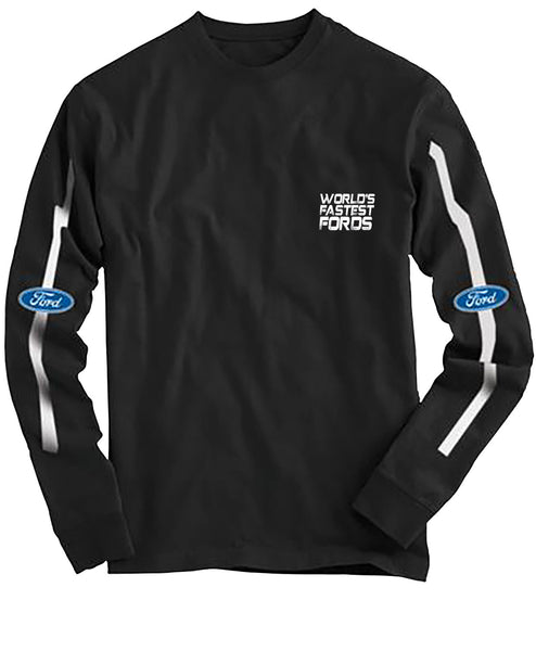 NMRA World's Fastest Fords - Long Sleeve Tee