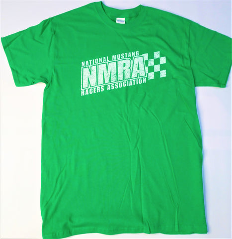 NMRA Irish Green Logo