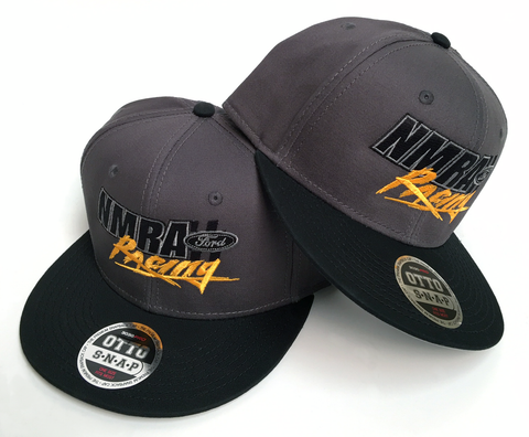 NMRA Racing NEON Orange Cap
