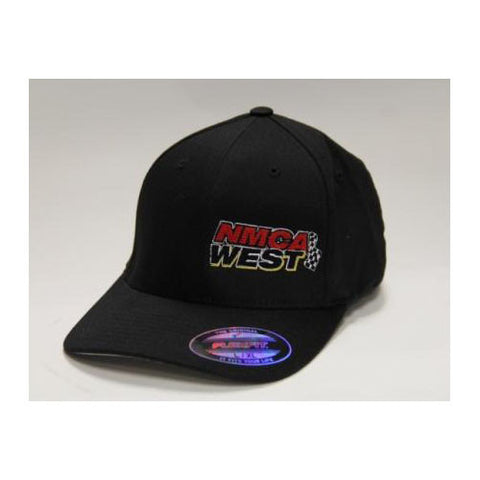 NMCA WEST Flex-Fit Hat - Black