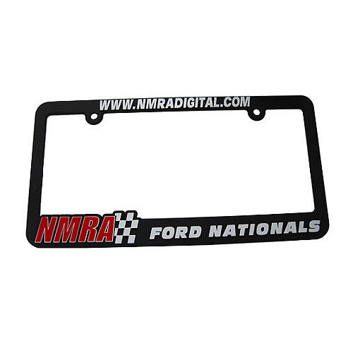 NMRA Ford Nationals License Plate Frame
