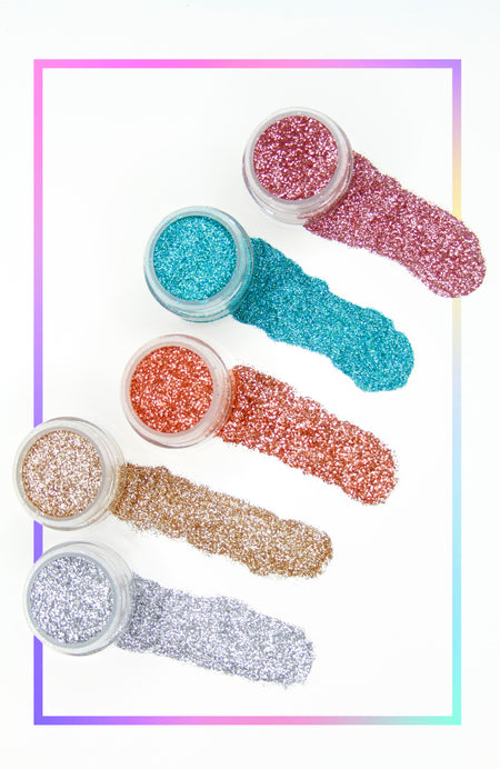 Loose Glam Dust Collection