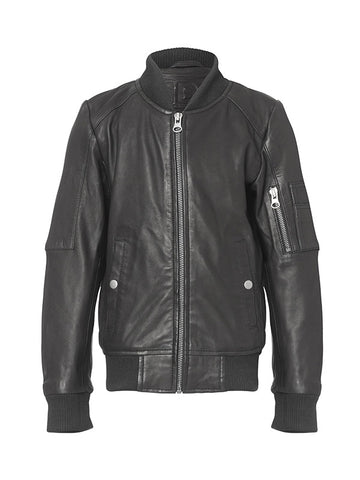 Karla Kids Leather Jacket