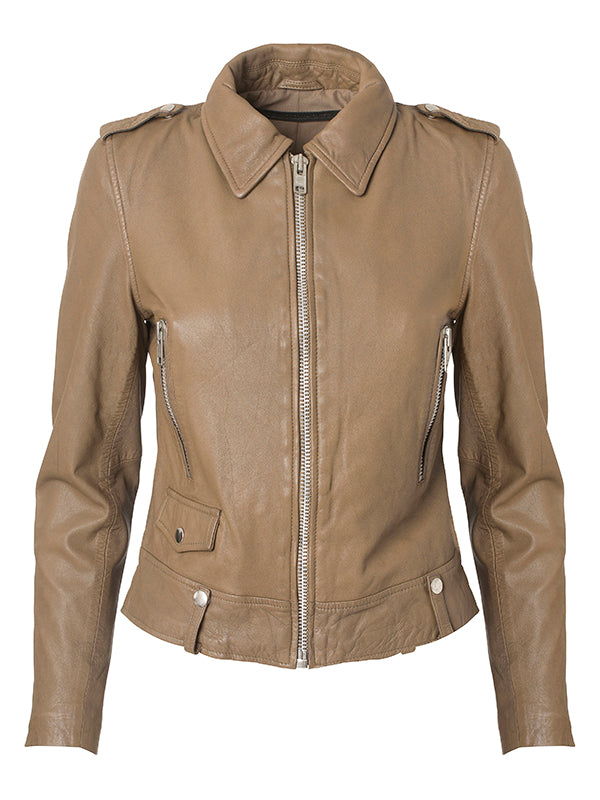 San Francisco Leather Jacket
